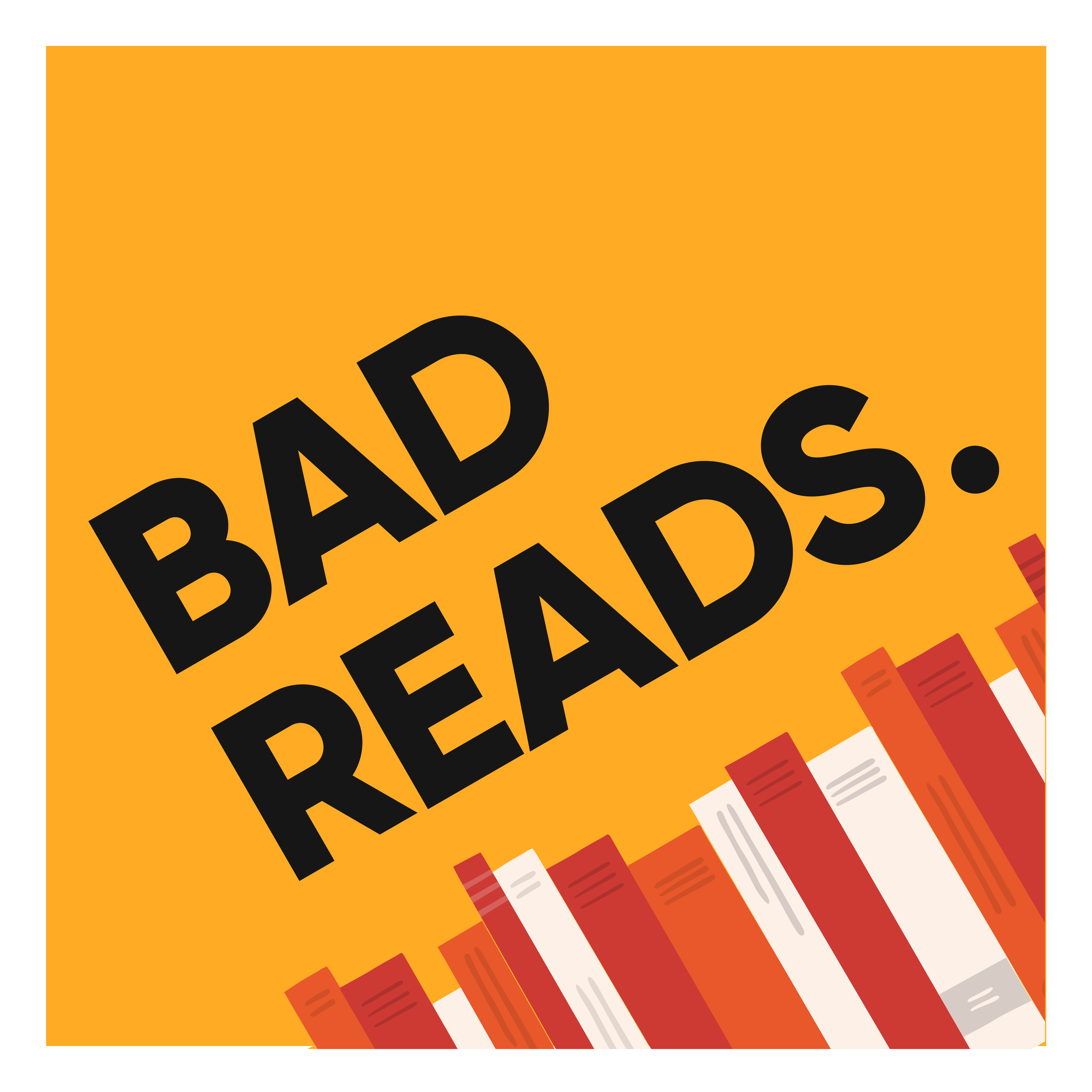 Episode 6: Bad Baths (and Other Places to Read)